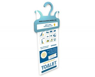 Kit Toalet (Toalet + Suporte)